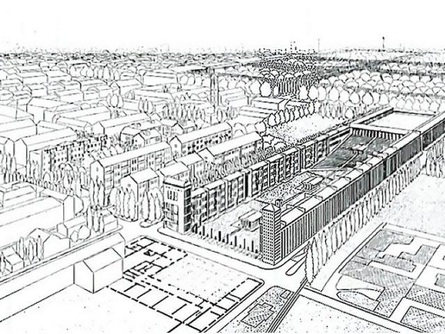 Brescia – Residental complex