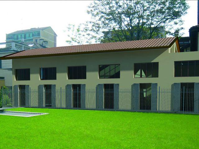 Milan Residential Villa