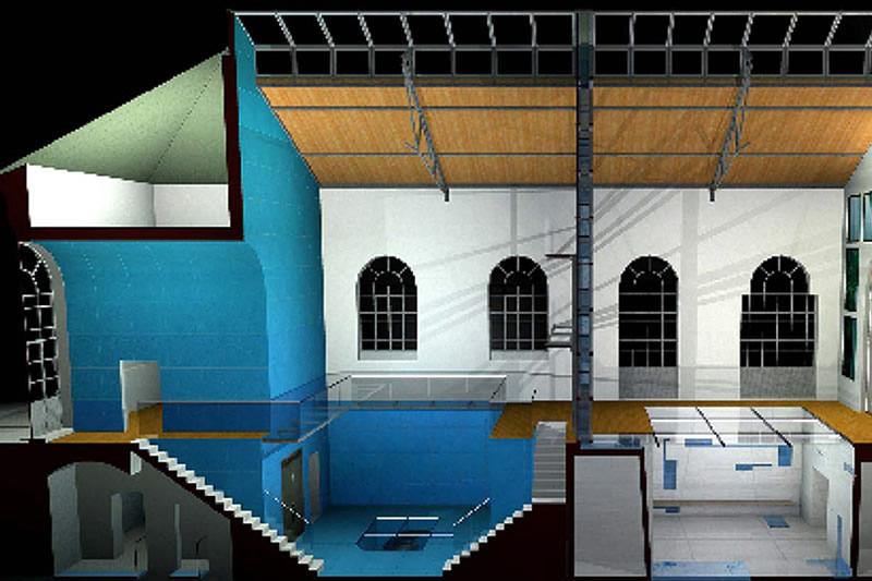 Milan – Water Museum